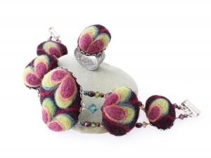 Floating Petals Bracelet